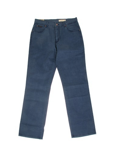 Wrangler Klasik Pantolon Lacivert